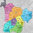 連合町内会自治会マップ